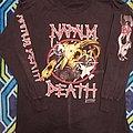 SALE! Napalm Death 1991 Longsleeve