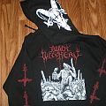 Black Witchery - Hooded Top - black witchery hoodie
