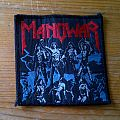 Manowar – Fighting the world patch