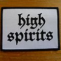 original High Spirits patch