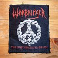 Original Warbringer Patch (World Torn Asunder)