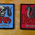 Iron Kobra Dungeon Masters set Patch