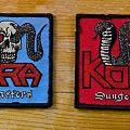 Iron Kobra Dungeon Masters set Patch