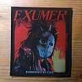Original Exumer Patch – Possesed by Fire