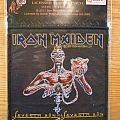 Original Iron Maiden Patch – Seventh son of A Seventh son