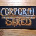 Original Corporal Shred patch