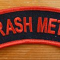 Other Collectable - Patch - thrash metal patch