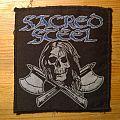 Original Sacred Steel patch