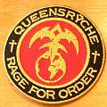 Queensrÿche patch