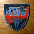 Original Iron Kobra patch