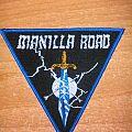 Manilla Road triangle Patch
