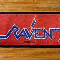 Raven stripe Patch