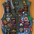 My current battle jacket