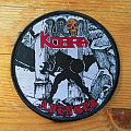 Original Iron Kobra Patch - Avenger