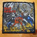 Original Iron Maiden Patch – The Number of the Beast