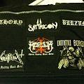 Black Metal Bag