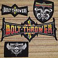 Bolt Thrower  bootleg collection Patch