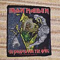 Iron Maiden No Prayer For The Dying   Patch