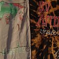 Led Zeppelin - TShirt or Longsleeve - bleach black diy