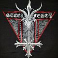 Steelfest 2018 XL festival t-shirt
