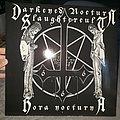 Darkened Nocturn Slaughtercult - Tape / Vinyl / CD / Recording etc - Darkened Nocturn Slaughtercult - Hora Nocturna vinyl