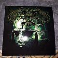 Official 2016 gatefold transparent green double vinyl Norse Music reissue of Vikingligr Veldi.