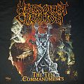 Malevolent Creation - The ten Commandments t-shirt