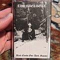 Thunderbolt - Black Clouds over dark Majesty demo tape