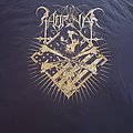 Horna 2019 U. S. tour t-shirt