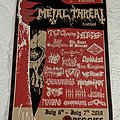 Metal Threat Fest poster.