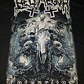 XL Belphegor - Totenritual 2017 North American tour t-shirt.