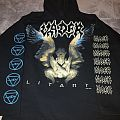 XL Vader - Litany pullover hoodie from AbysmalWind for Joel.   Hooded Top