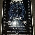 "Behexen - Other Collectable - ""The Poisonous Tour"" show poster."