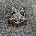 Necrot pin badge.