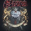 XXL Saxon - Thunderbolt Tour Part 2 2018 U. S. leg t-shirt