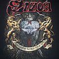 XXL Saxon - Thunderbolt Tour Part 2 2018 U. S. leg t-shirt