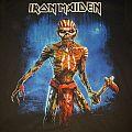 XL Iron Maiden - The Book of Souls 2017 World Tour t-shirt.
