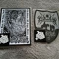 Into the Abyss Productions made woven Merciless - Realm of the Dark and Gehenna - First Spell patches