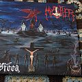 "Mystifier-Wicca 12"" remastered & repackaged blue & black vinyl. Tape / Vinyl / CD / Recording etc"