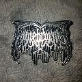 Funebrarum pin badge.