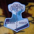 Official Mjölnir shaped Enslaved - Frost patch made by Into the Abyss productions!