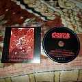 2000 Sanctuary Records CD reissue of Kreator's Pleasure to Kill