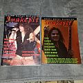 Issues 11 & 22 of Snakepit magazine.