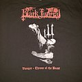 Black Funeral - Vampyr - Throne of the Beast t-shirt