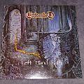 1991 Rock Brigade vinyl pressing of Entombed's LHP.