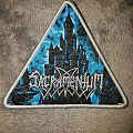 Sacramentum - Patch - Woven grey bordered Sacramentum - Far away from the Sun patch from Into the...