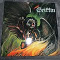 "Flight of the Griffin original 12"" black vinyl."