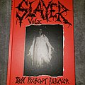 Slayer X - Past, Present, Forever 2014 red hardcover reissue