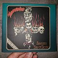 Tormentor - Seventh Day of Doom Saturnus Productions digipack CD/DVD reissue