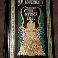 H. P. Lovecraft - The complete Cthulhu mythos tales.